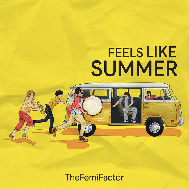 Feels Like Summer EP