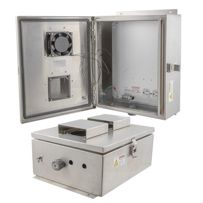 Transtector Launches New Line of Stainless Steel NEMA-Rated Equipment Enclosures