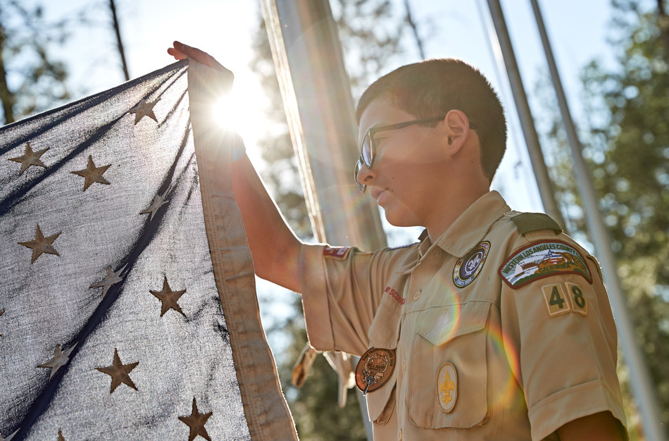 Scouts nationwide will build on the tradition of honoring our nation's fallen heroes this Memorial Day with digital tributes and a special Scout salute.