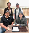 """Southbound 75 Signs with Bill McDermott's Roxy Entertainment Group; Premieres New Lyric Video for Debut Single """"Not Ready To Say I'm Sorry Yet"""""""