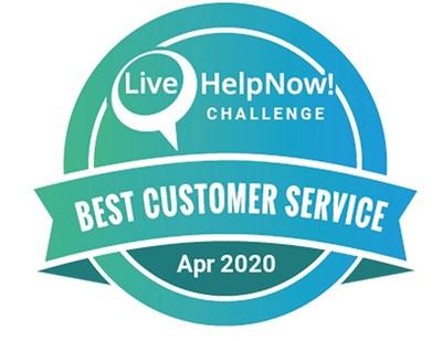 PolyPhaser Receives LiveHelpNow's Best Customer Service Award