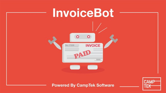 InvoiceBot Powered By CampTek Software