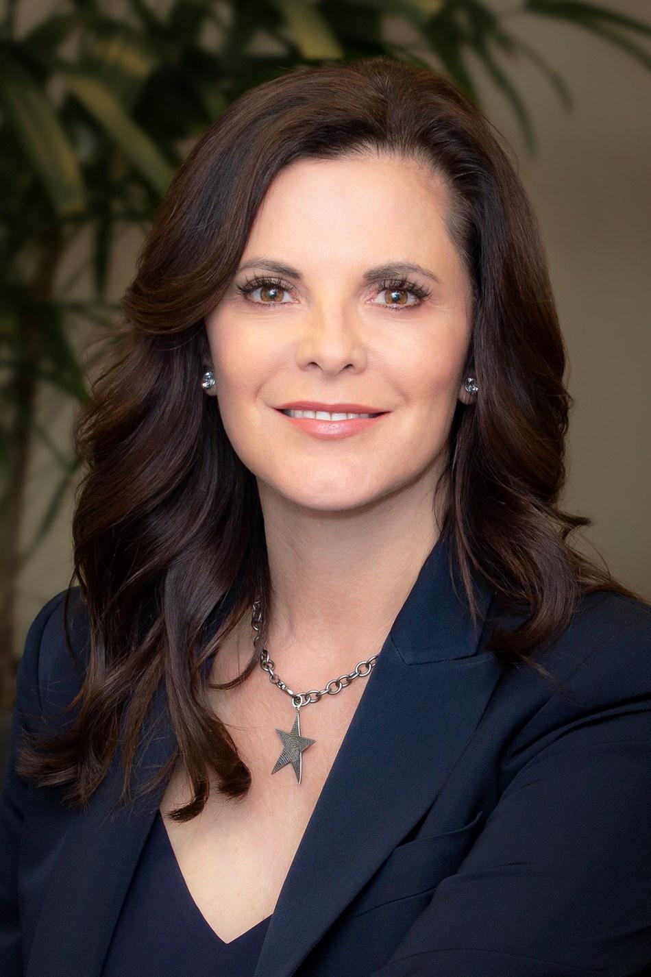 Patty Arvielo, presidenta de New American Funding (PRNewsfoto/New American Funding)