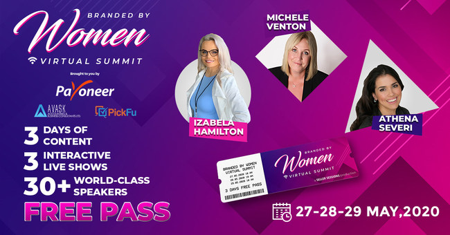 Branded By Women Banner