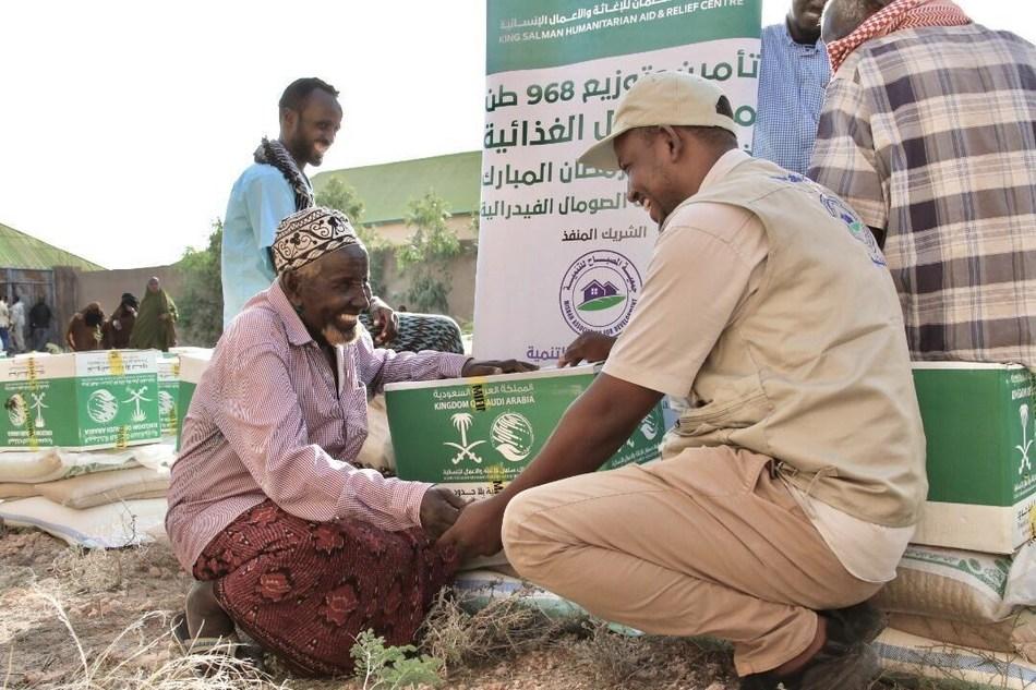 (PRNewsfoto/King Salman Humanitarian Aid)