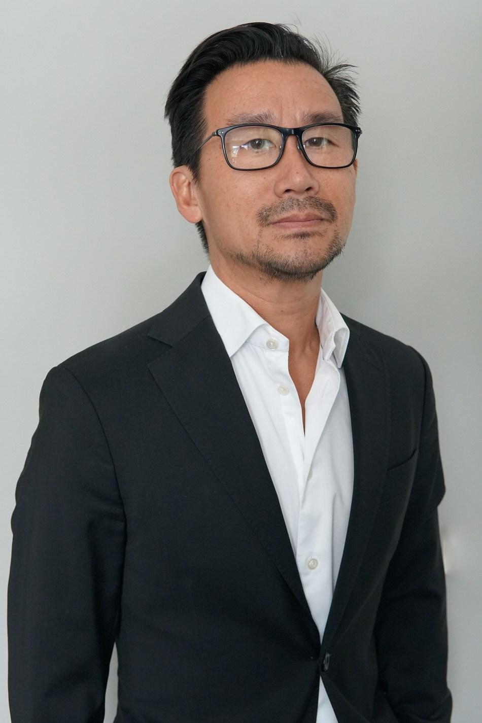 Daniel Österberg-Holm, vice president, alliances, channels, and specialist sales, EMEA, Pegasystems