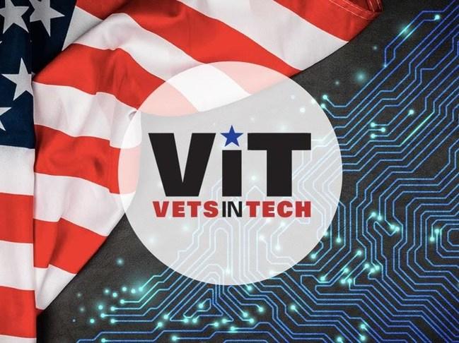 VetsInTech logo