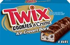 TWIX® Unveils New Cookies & Creme Ice Cream Bar As Its Latest Innovation for Summer