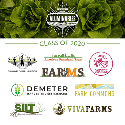 Chipotle announced the second class of ventures for the Chipotle Aluminaries Project 2.0, an accelerator program designed to support growth-stage ventures from across the country who are working on solutions to address problems facing today's young farmers.