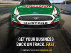 """Castrol® Offers FREE Industrial Coolant to Help Customers Get """"Back on Track"""""""
