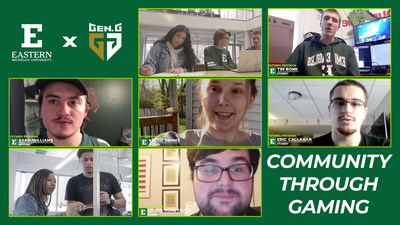 GEN.G, EASTERN MICHIGAN UNIVERSITY UNVEIL MULTI-YEAR COMPREHENSIVE ESPORTS PROGRAM