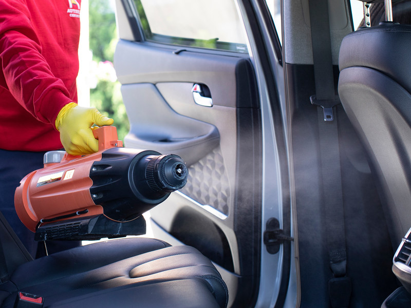Joining the fight against COVID-19, Autobell® Car Wash have disinfected more than 200,000 vehicles across 83 locations in teh southeast since mid-March.
