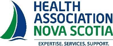 Logo: Health Association Nova Scotia (CNW Group/HEALTH ASSOCIATION NOVA SCOTIA)