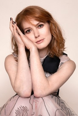 Alicia Witt, acclaimed actor, musician, and author