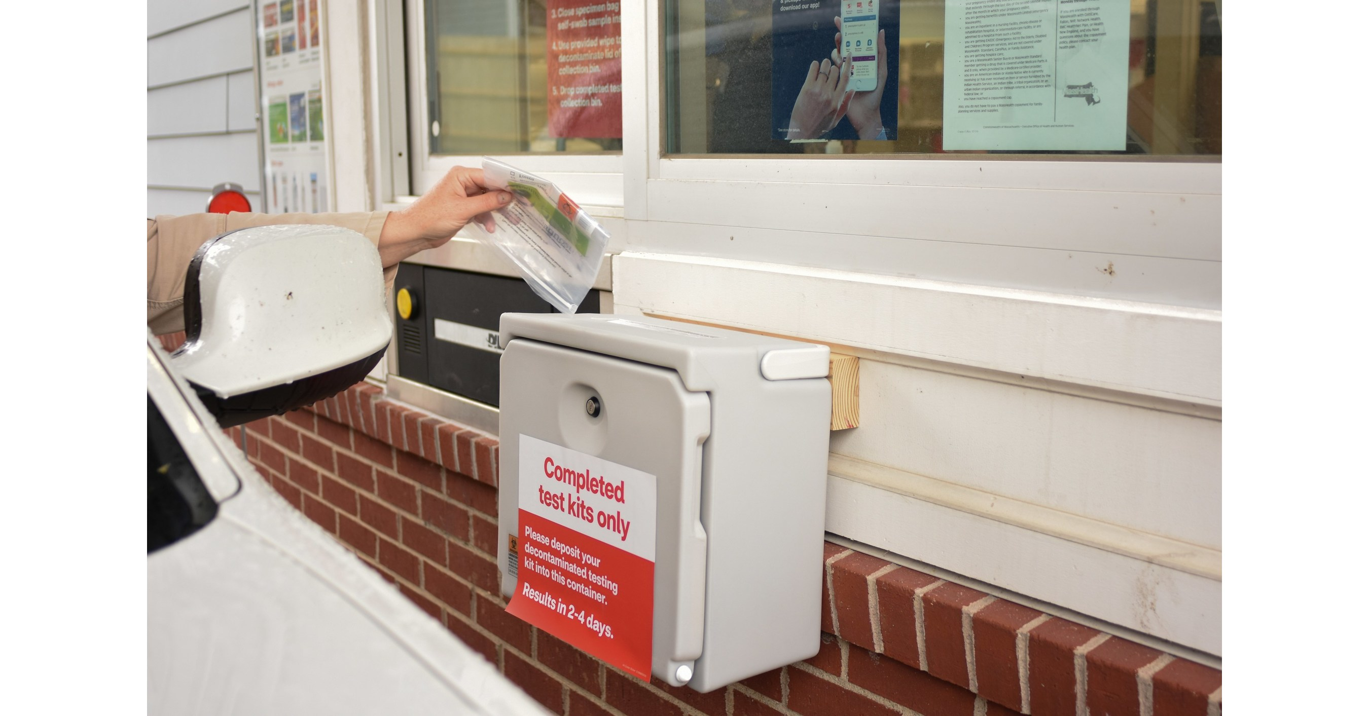 Cvs Health Expands Statewide Covid 19 Response By Opening 13 Additional New Drive Thru Test Sites In Connecticut