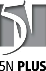 Logo : 5n Plus inc. (Groupe CNW/5N Plus inc.)