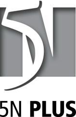 Logo : 5n Plus inc. (Groupe CNW/5N Plus inc.)