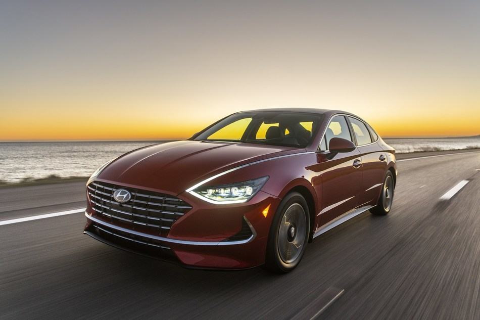 Hyundai Announces Pricing for New Segment-Busting 2020 Sonata Hybrid
