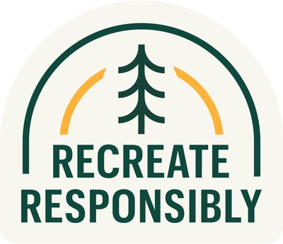 The Recreate Responsibly initiative shares clear, consistent guidance for Americans to stay healthy while enjoying public lands, parks, trails, waters, and other outdoor areas. For more information, visit RecreateResponsibly.org.