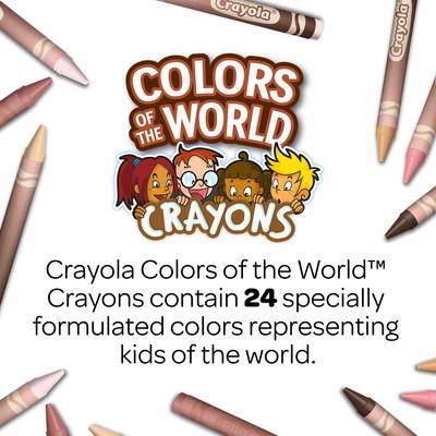 (PRNewsfoto/Crayola)