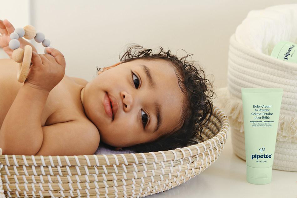 Baby Cream to Powder