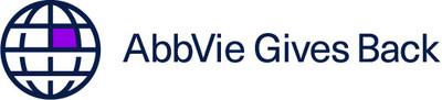 AbbVie Gives Back logo