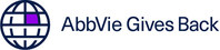 AbbVie Gives Back logo