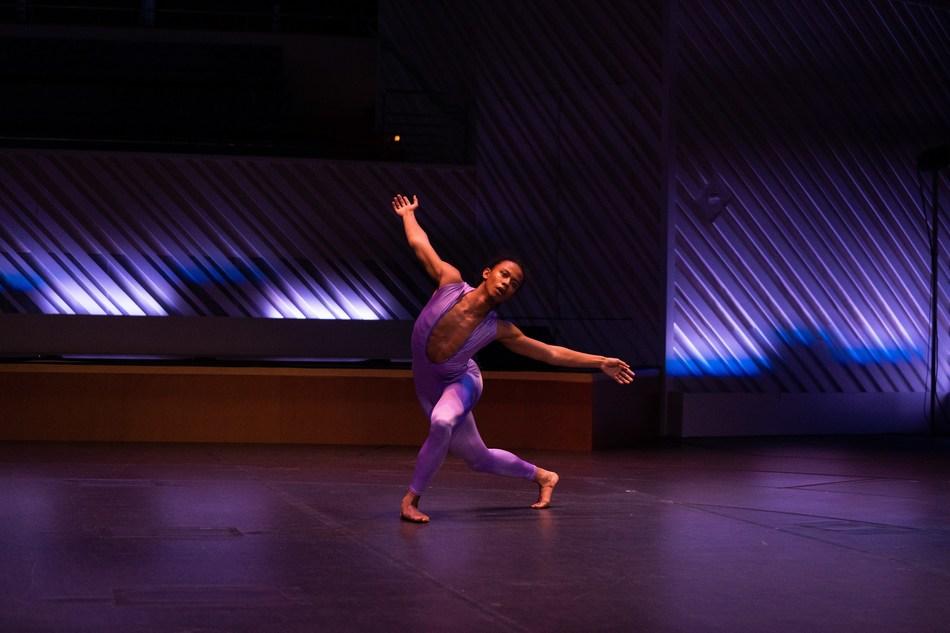 Nouhoum Koita performing at National YoungArts Week 2020. Photo by Em Watson