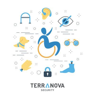 Terranova Security lance des fonctions d'accessibilité performantes pour l'ensemble de son catalogue de formations en sensibilisation à la sécurité (Groupe CNW/Terranova Security)