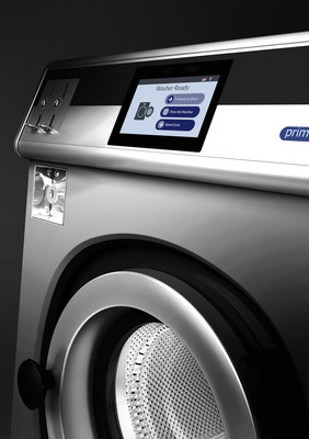 Alliance Laundry Systems: New Generation of Advanced Washers With Touch Controls and Cloud-based Connectivity for Primus, IPSO
