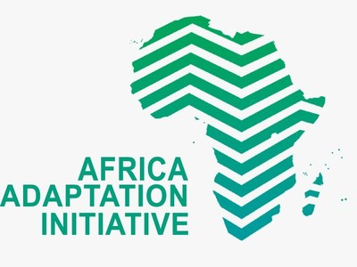 African Adaptation Initiative Logo (PRNewsfoto/The Global Center on Adaptation)