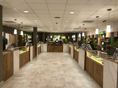 Daytona Beach dispensary (CNW Group/Trulieve Cannabis Corp.)