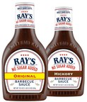 """Sweet Baby Ray's Introduces New """"Ray's No Sugar Added"""" Barbecue Sauces"""