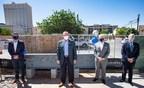WestStar Tower Reaches Construction Milestone