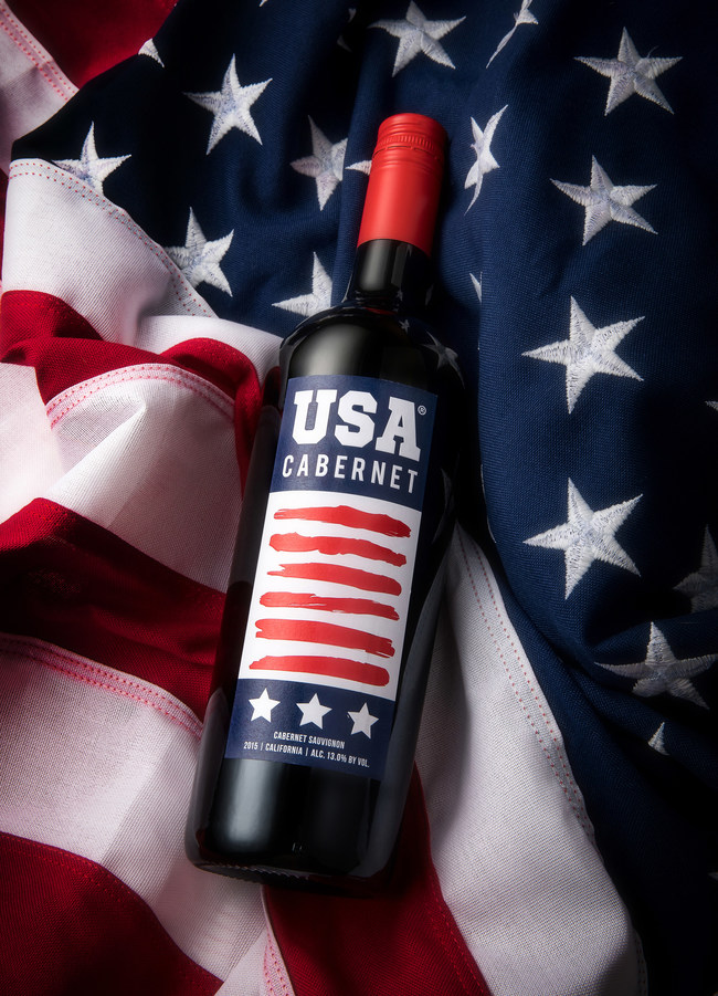 USA Cabernet adds a little sophistication to any summer celebration.