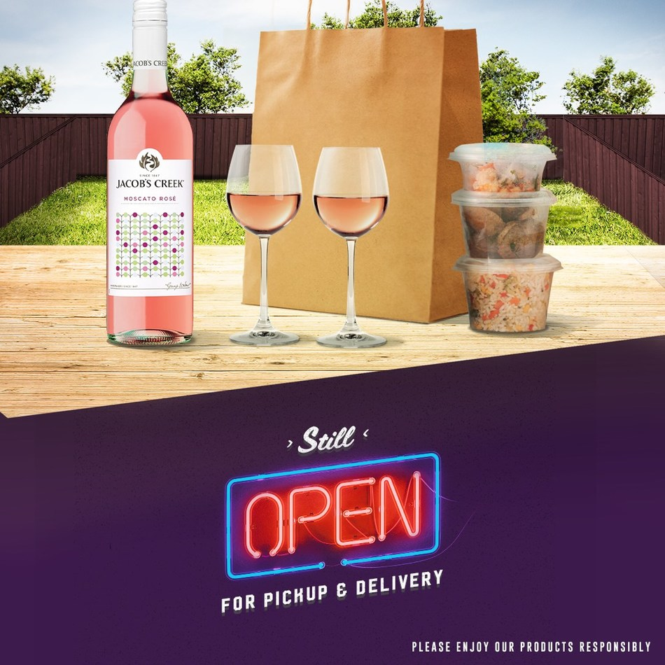 Corby Spirit and Wine Supporting Bars and Restaurants that are #StillOpen (CNW Group/Corby Spirit and Wine Communications)