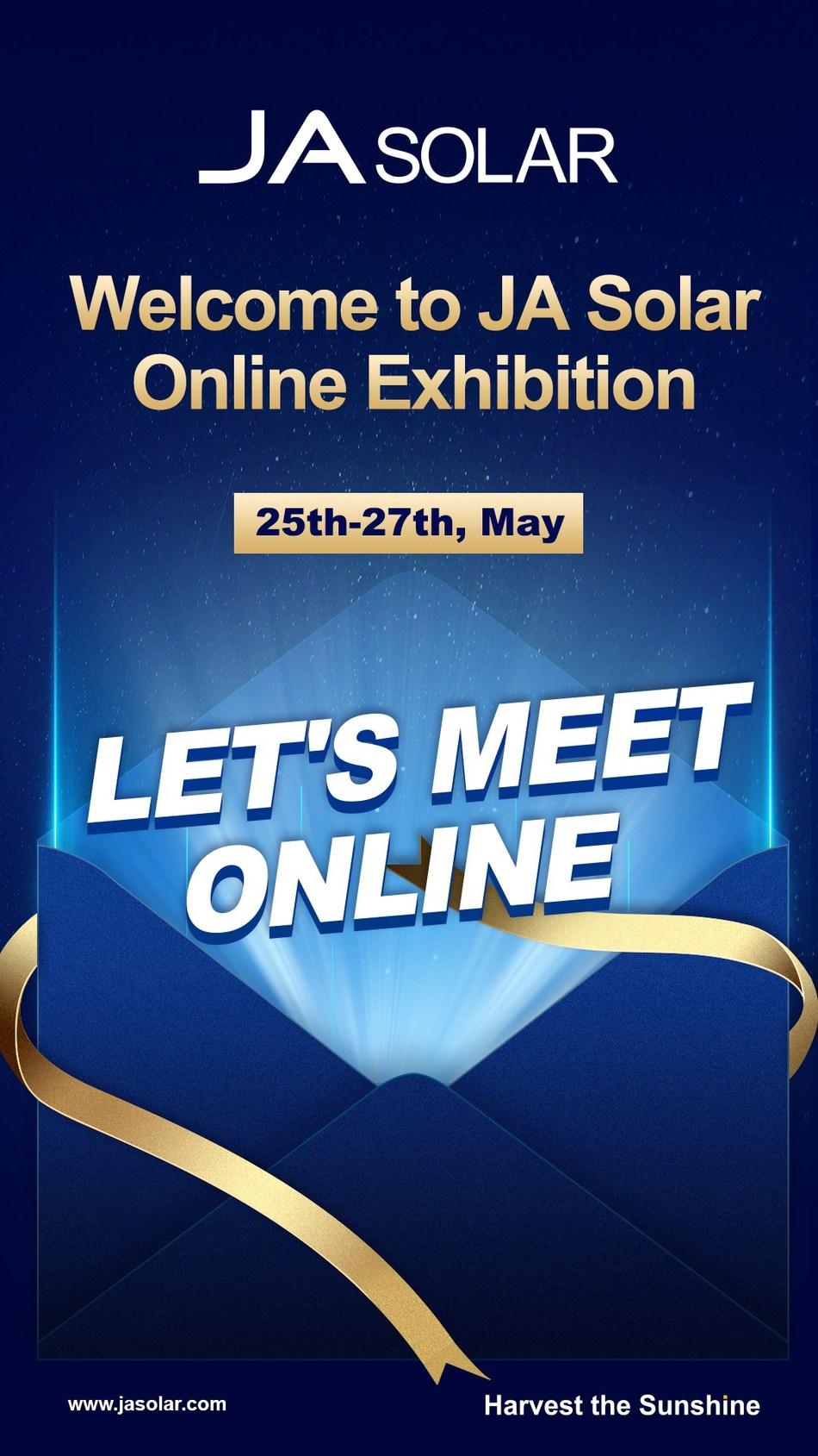 Exposición Virtual de JA Solar