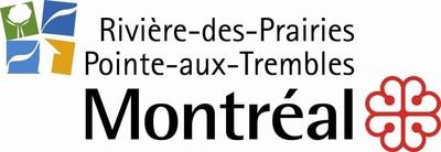 Logo : Arrondissement Rivière-des-Prairies - Pointe-aux-Trembles (Ville de Montréal) (Groupe CNW/Ville de Montréal - Arrondissement de Rivière-des-Prairies - Pointe-aux-Trembles)