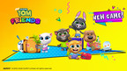 The Virtual Pet Revolution Begins With My Talking Tom Friends, Available June 12