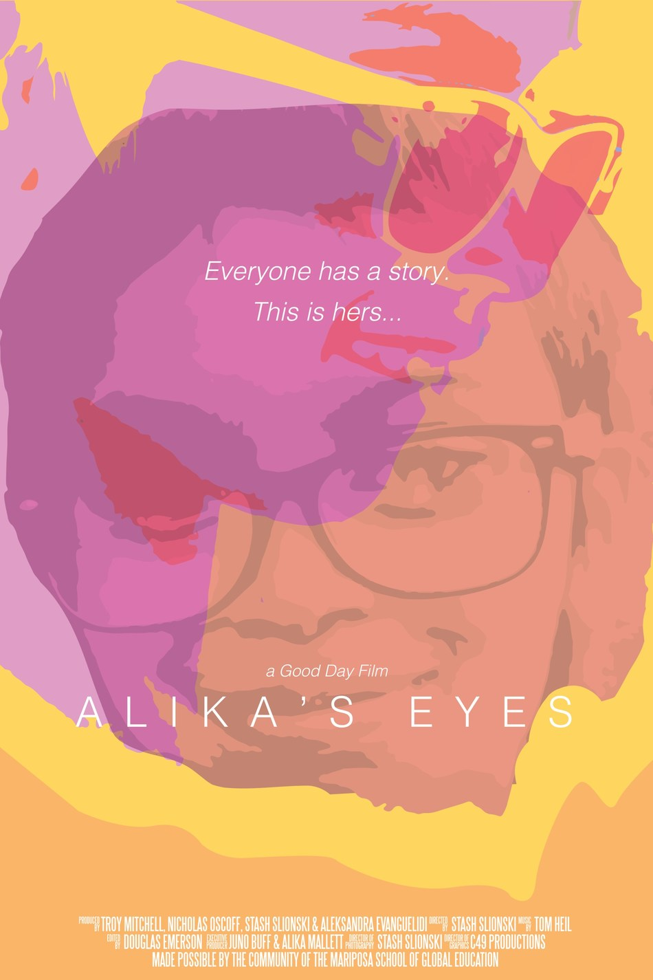 'Alika's Eyes' Inspiring Film Debuts at Facebook Event on June 1 from 6pm-7pm PDT.