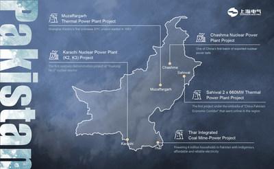 Shanghai Electric comemora 27 anos de compromissos no Paquistão (PRNewsfoto/Shanghai Electric)