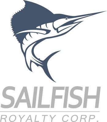 Sailfish Royalty Corp. - Precious metals royalties and streams (CNW Group/Sailfish Royalty Corp.)