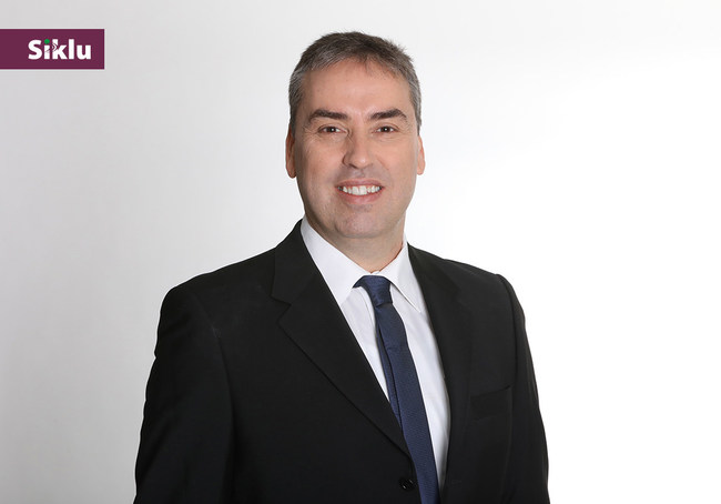 Itzik Marcovich Siklu VP of Operations