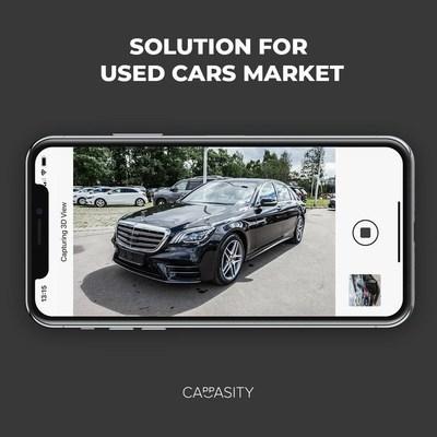Cappasity mobile app