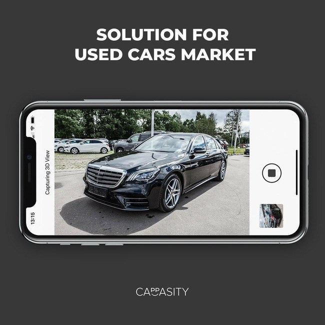 Cappasity mobile app