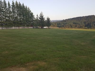 Beautiful and use-able Oregon land. Acreage for small family farm a hot item in real estate.