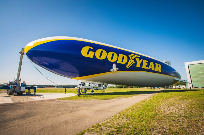 (PRNewsfoto/The Goodyear Tire & Rubber...)