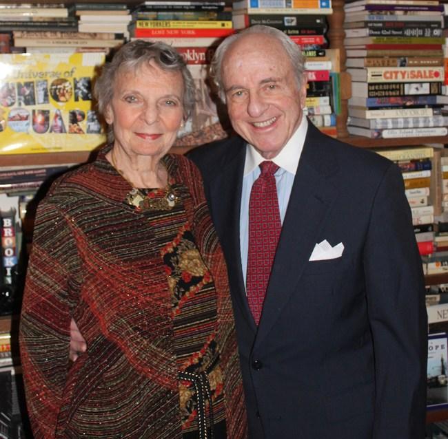 Myron and Thelma Kandel (Family photo)