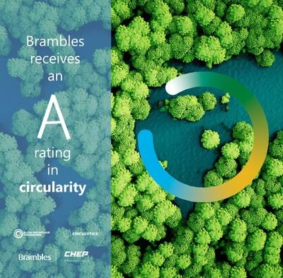 La Fundación Ellen MacArthur otorga a Brambles una calificación de «A» en materia de circularidad