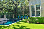 Artificial Grass Installation Makes Austin Home Perfect for Kids